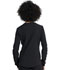 Photograph of Retro Women Warm-up Jacket Black DK311-BLK