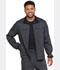 Photograph of Dickies Advance Men's Zip Front Moto Jacket in Onyx Twist