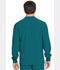Photograph of Dickies Every Day EDS Essentials Men's Zip Front Warm-Up Jacket in Caribbean Blue