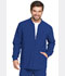 Photograph of Dickies Every Day EDS Essentials Men's Zip Front Warm-Up Jacket in Galaxy Blue