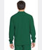 Photograph of Dickies Every Day EDS Essentials Men's Zip Front Warm-Up Jacket in Hunter Green