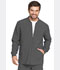 Photograph of Every Day EDS Essentials Men's Men's Zip Front Warm-Up Jacket Gray DK320-PWPS