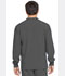 Photograph of Dickies Every Day EDS Essentials Men's Zip Front Warm-Up Jacket in Pewter