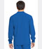 Photograph of Dickies Every Day EDS Essentials Men's Zip Front Warm-Up Jacket in Royal