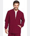 Photograph of Every Day EDS Essentials Men Men's Zip Front Warm-Up Jacket Red DK320-WNPS