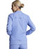 Photograph of Dickies Dynamix Women's Zip Front Warm-up Jacket Blue DK330-CIE