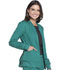 Photograph of Dynamix Women's Zip Front Warm-up Jacket Green DK330-HUN