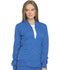 Photograph of Dickies Dynamix Women's Zip Front Warm-up Jacket Blue DK330-ROY