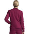 Photograph of Dynamix Women's Zip Front Warm-up Jacket Red DK330-WIN