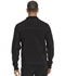 Photograph of Advance Men's Men's Zip Front Jacket Black DK335-BLK