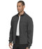 Photograph of Dickies Advance Men's Zip Front Jacket in Pewter