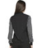 Photograph of Dynamix Women's Zip Front Warm-up Jacket Black DK340-BLK