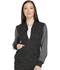 Photograph of Dickies Dynamix Women's Zip Front Warm-up Jacket Black DK340-BLK