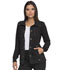 Photograph of Advance Women Snap Front Jacket Black DK345-BLK
