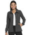 Photograph of Advance Women's Snap Front Jacket Gray DK345-PWT