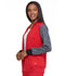 Photograph of Dickies Dynamix Zip Front Warm-up Jacket in Red