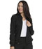 Photograph of Dickies Balance Women Zip Front Jacket Black DK365-BLK