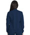 Photograph of Dickies Balance Women Zip Front Jacket Blue DK365-NAV