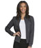 Photograph of Dickies Balance Women's Zip Front Jacket Gray DK365-PWT
