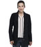"Photograph of Dickies Advance 28"" Notched Lapel Lab Coat in Black"