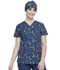 Photograph of Dickies Prints Unisex Scrubs Hat Love For All DK501-LVAL