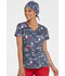 Photograph of Dickies Prints Unisex Scrub Hat Nurse Life DK501-NULF