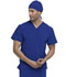 Photograph of Every Day EDS Essentials Unisex Scrubs Hat Blue DK502-GAB