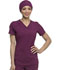 Photograph of Dickies EDS Essentials Scrub Hat in Wine