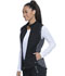 Photograph of Dickies Dynamix Women Quilted Zip Front Vest Black DK510-BLK