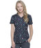Photograph of Dickies Dynamix Women's V-Neck Top Love Matrix DK602-LVMX
