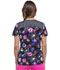 Photograph of Dynamix Women's V-Neck Top To Dye Floral DK602-TDFL