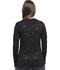 Photograph of Dickies Prints Women's Round Neck Underscrub Knit Tee Black DK606-SUBK