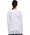 Photograph of Dickies Prints Women Round Neck Underscrub Knit Tee White DK606-SUWH