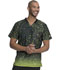 Photograph of Dickies Dickies Prints Men's Rib Knit V-Neck Top in Glow For It