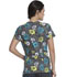 Photograph of Dickies Dickies Prints Mock Wrap Top in Blooms So Bright