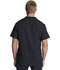 Photograph of Dynamix Men's Men's V-Neck Top Black DK610-BLK