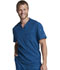 Photograph of Dynamix Men's Men's V-Neck Top Blue DK610-CAR
