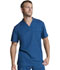 Photograph of Dickies Dickies Dynamix Men's V-Neck Top in Caribbean Blue