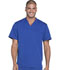 Photograph of Dickies Dickies Dynamix Men's Tuckable V-Neck Top in Galaxy Blue
