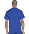 Photograph of Dickies Dickies Dynamix Men's V-Neck Top in Galaxy Blue