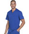 Photograph of Dickies Dynamix Men Men's V-Neck Top Blue DK610-GAB