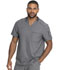 Photograph of Dickies Dickies Dynamix Men's V-Neck Top in Heather Grey