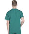 Photograph of Dickies Dynamix Men's V-Neck Top in Hunter Green