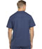 Photograph of Dickies Dynamix Men's Men's V-Neck Top Blue DK610-NAV