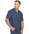 Photograph of Dynamix Men's Men's V-Neck Top Blue DK610-NAV