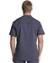 Photograph of Dynamix Men's Men's V-Neck Top Gray DK610-PWT