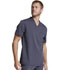 Photograph of Dickies Dynamix Men Men's V-Neck Top Gray DK610-PWT
