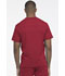 Photograph of Dynamix Men's Men's V-Neck Top Red DK610-RED
