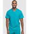 Photograph of Dickies Dynamix Men's Men's V-Neck Top Blue DK610-TLB