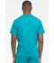Photograph of Dickies Dickies Dynamix Men's V-Neck Top in Teal Blue
